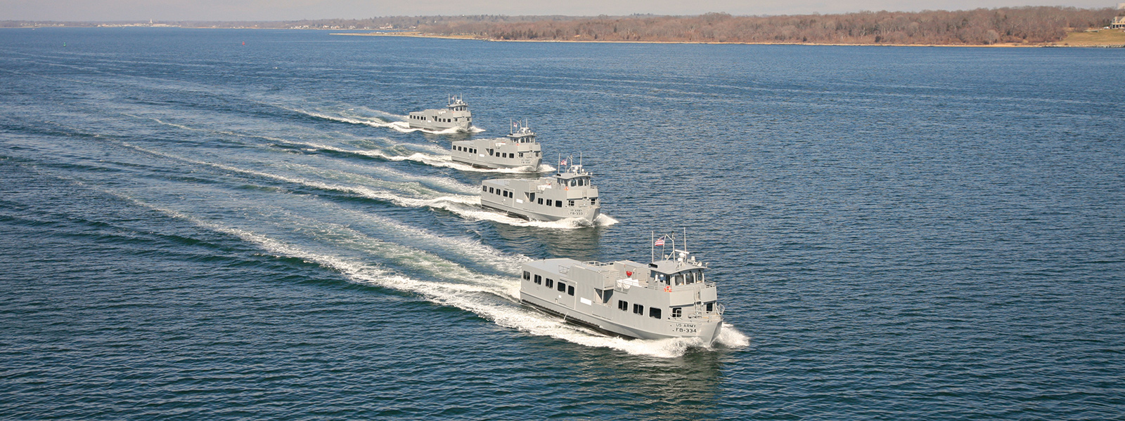 Army Vessels
